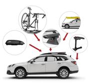 Alle Yakima-producten: autodragers en accessoires